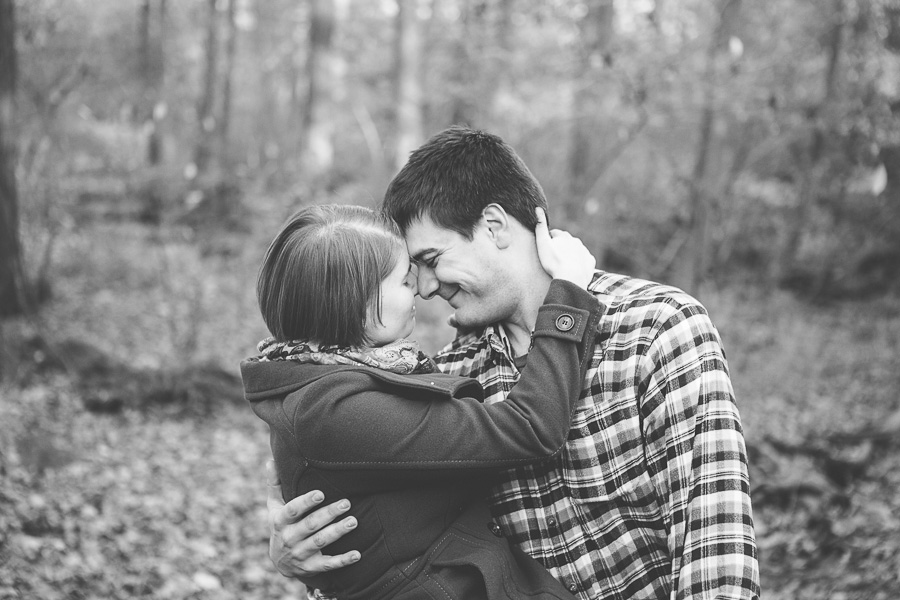 Fall engagement at Dufferin Island, Niagara Falls, Ontario, Canada. | Jessica Little Photography