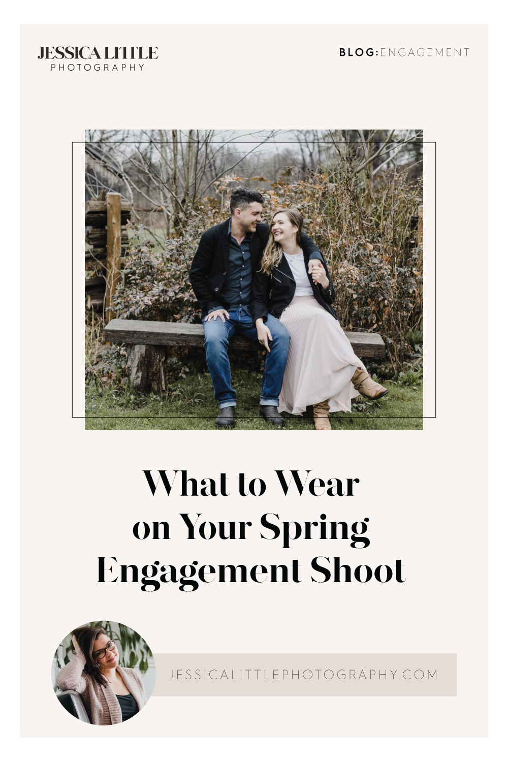 Image of Spring Engagement Photos