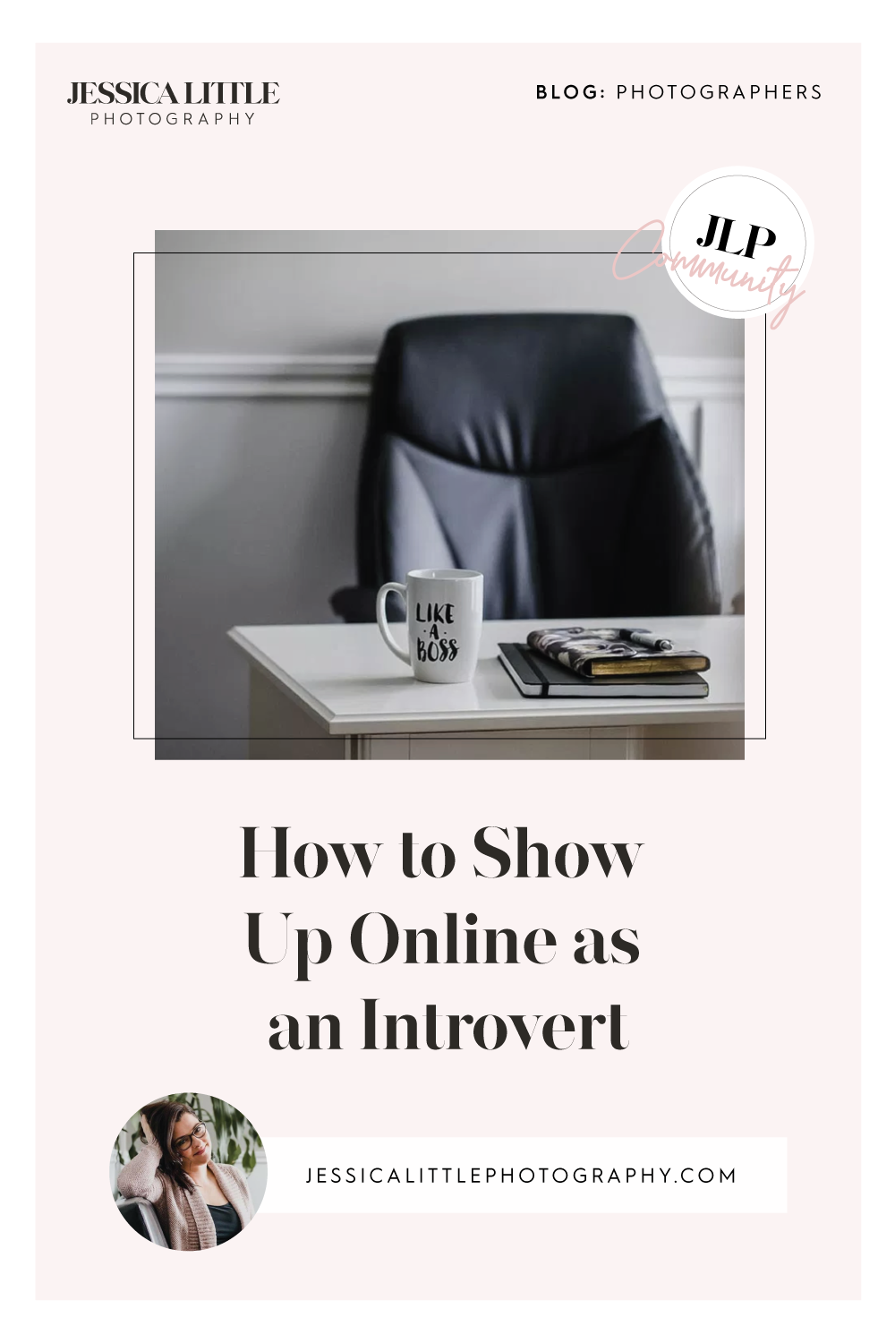 Image of How to Show Up Online as an Introvert