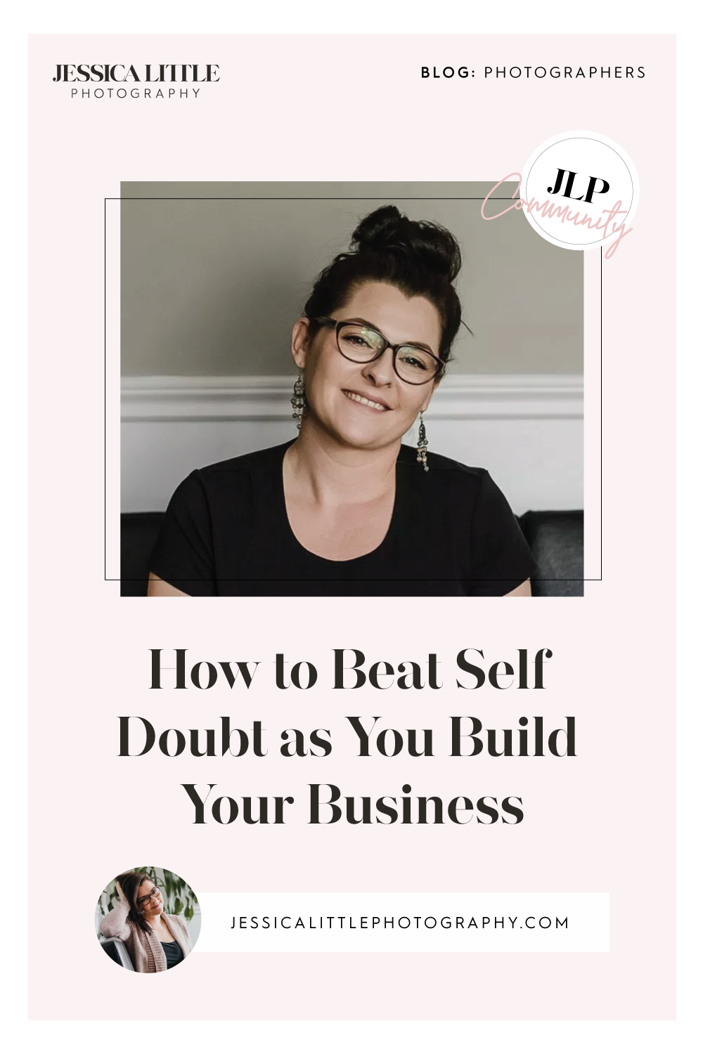Image of How to Beat Self Doubt as You Build Your Business