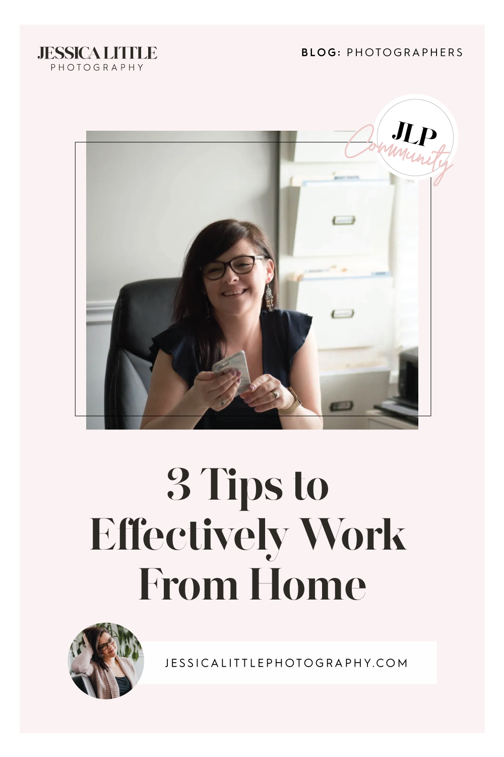 Image of 3 Tips to Effectively Work From Home