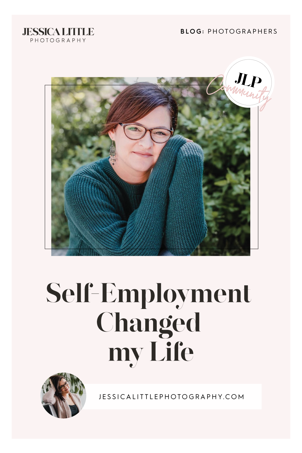 Image of Self-Employment Changed my Life