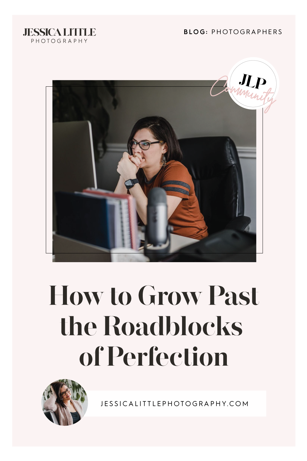Image of How to Grow Past the Roadblocks of Perfection