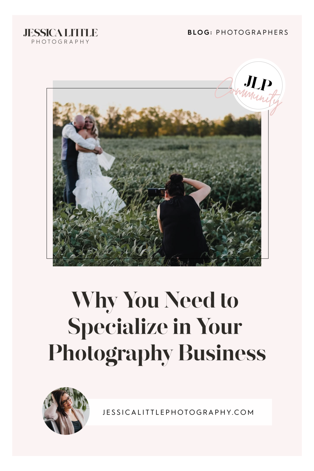 Image of Why You Need to Specialize in Your Photography Business