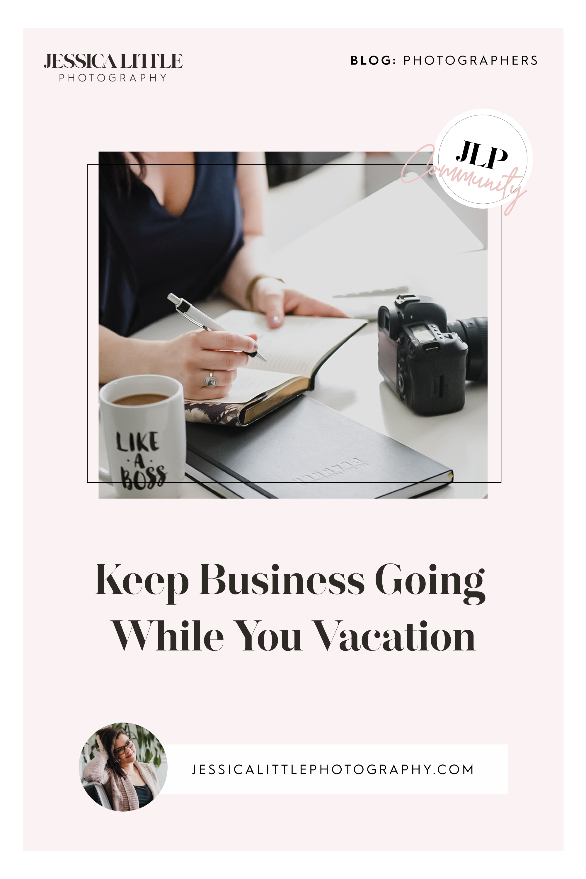 Image of Keep Business Going While You Vacation