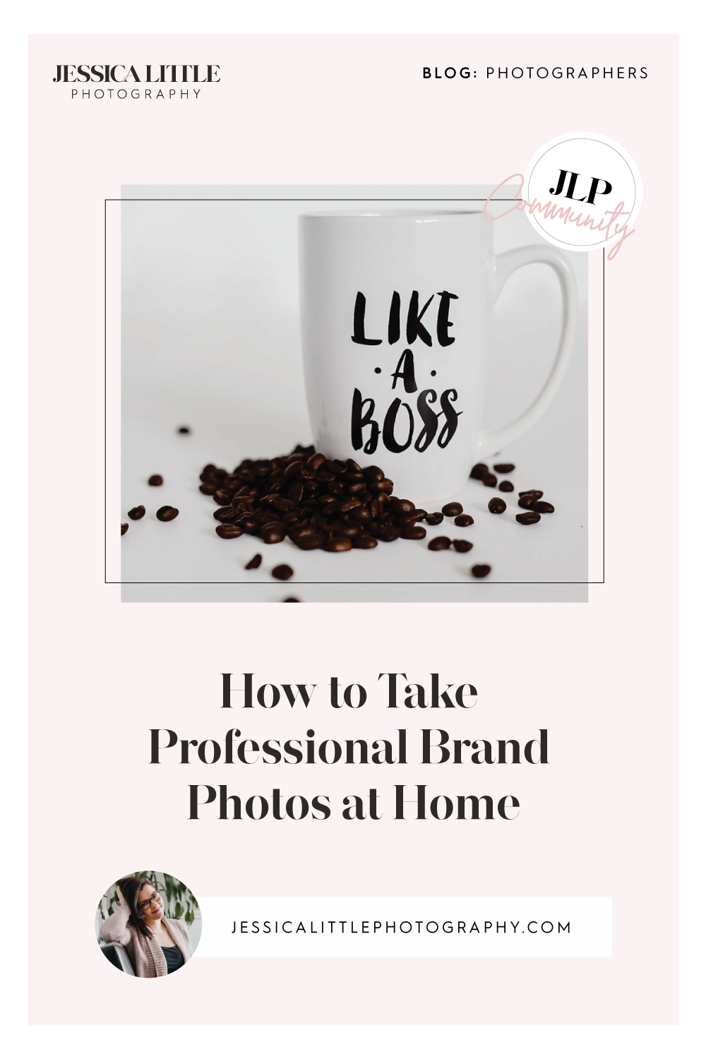 Image of How to take professional brand photos at home
